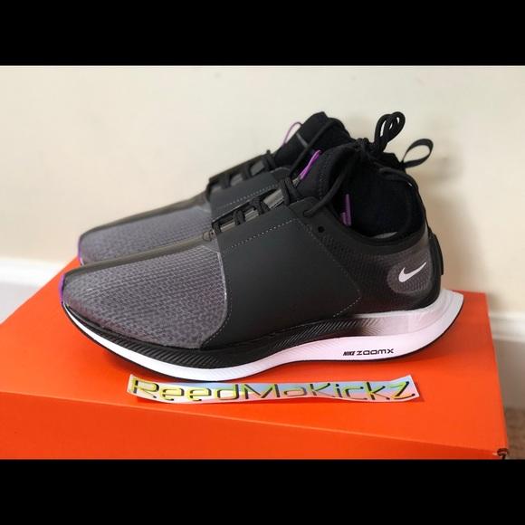 online store 9ac0d 37197 Nike Shoes | Zoom Pegasus Turbo Xx Black Violet Womens | Poshmark